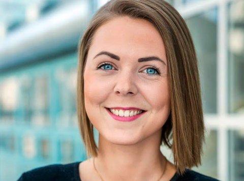 LEDERSKAP: Elise Landsem fra Horten skal representere Norge i Telenor Youth Forum.
