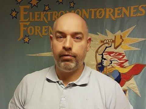 Dårlig vedlikehold: Leder av fagforeningen, Kai Otto Helmersen, er glad for utfallet av rettssaken.Foto: Privat