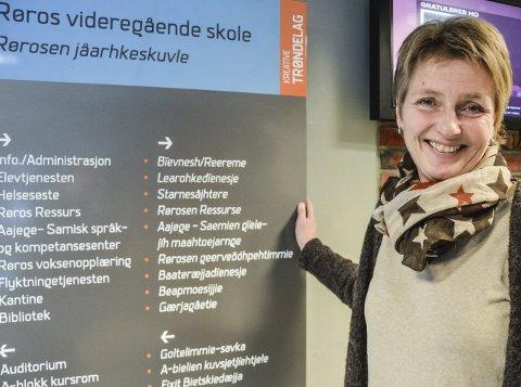 Toini Bergstrøm. inviterer til seminar  Foto: Guril Bergersen