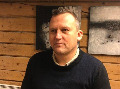 """TRYGT: Det nye spesialbygget som Login Vinterbro AS vil bygge på Vinterbro skal huse brannfarlige varer. Øyvind Christensen sier til Ås Avis at bygget og området rundt skal bli så sikkert """"som overhodet mulig""""."""