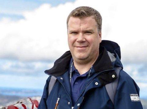 Jan Olav Åmdal, daglig leder i Rexir 8 AS, tidligere Possibility.
