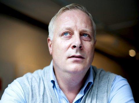 Inspirasjon: Morten Ramm Salbu gikk bort i 2013. Han skulle vært med som skipskokk over Atlanteren. Foto: Skjalg Ekeland