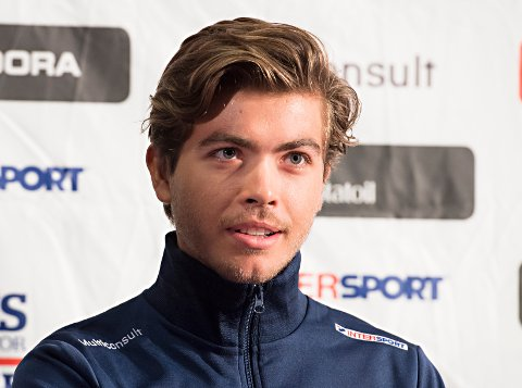 Odd Christian Eiking vant i Belgia.