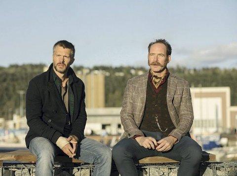 I HBO-serien «Beforeigners» har skuespilleren Kyrre Haugen Sydness rollen som 1800-talls mannen Gregers.