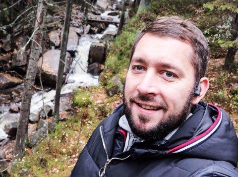 KJEMPER: Tauras Lapènas kjemper for å få selskapet sitt tilbake.