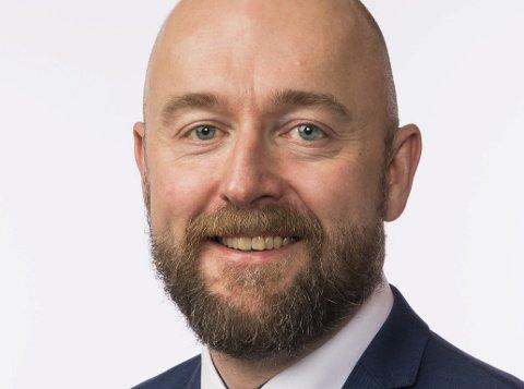 – Nei til reversering: Eirik Sivertsen, kommunalpolitisk talsperson for Arbeidarpartiet, seier Ap ikkje vil støtte ei oppløysing.