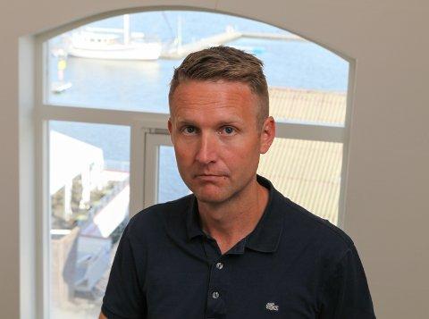 FOR TIDLEG: – Korvidt vi klarar å avgrense dette utbrotet, er det for tidleg å seie noko om, seier kommuneoverlege Kjell-Arne Nordgård.