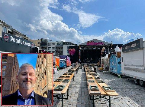 Etter mange runder og mye diskusjon må etatssjef Per-Erik Torp i miljø og byutvikling konstatere at Idyllhagen avsluttes før tiden.