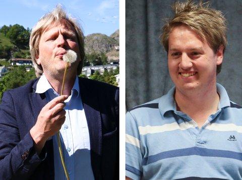 Frode Fjeldsbø (Ap) og Håkon Faarlund Hetland (KrF) har begge fått fast plass på fylkestinget.
