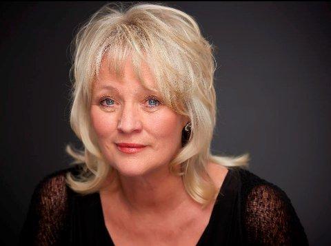 TIL GAUSDAL: Helga Botn er en av Arnhild Viks gjester under Kultursuppe i Gausdal lørdag kveld.