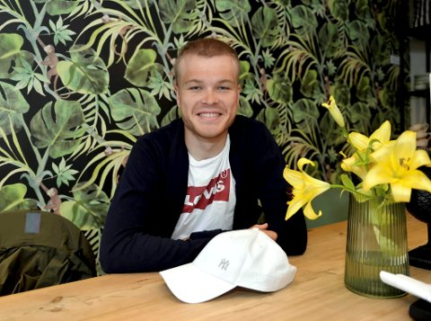 Tobias Foss har bestemt seg for å flytte til Spania i vinter, for å slippe unna den norske vinteren på Lillehammer.