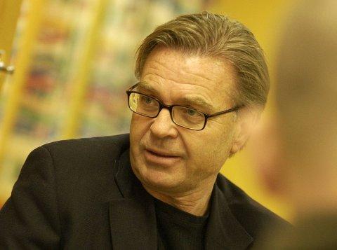 Jernbanekritikk: Harald Kynningsrud mener Østfolds ordførere har sporet av