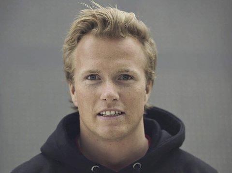 Gaute Kvåle: Langrennsløperen fra Røldal IL vant det tøffe motbakkeløpet Lysebotn Opp. Foto: Pressefoto