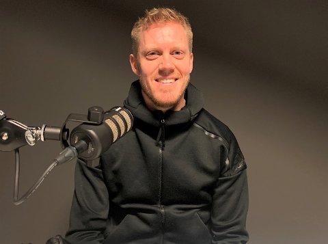 UKENS GJEST: Andreas Ulland Andersen er gjest i ukens episode av Haugesunds Avis sin fotballpodkast Frelst.