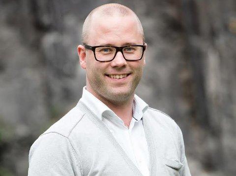 Dagens sommerprat: Patrik Schöning, Onkel Blå.