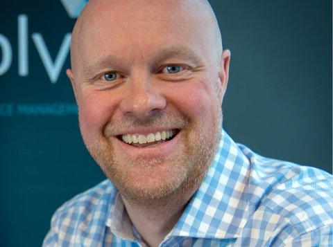 GRUNN TIL Å GLISE: Ved å bruke sine gamle investortriks, har Pål Rødseth styrt Asolvi gjennom oppkjøp etter oppkjøp, til internasjonal suksess. Firmaet går titalls millioner i pluss, og ble torsdag hedret i hjembyen Trondheim.