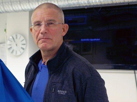 TILTALT: Politiet har mandag tatt ut en omfattende tiltale mot øyelege Jens Kratholm.