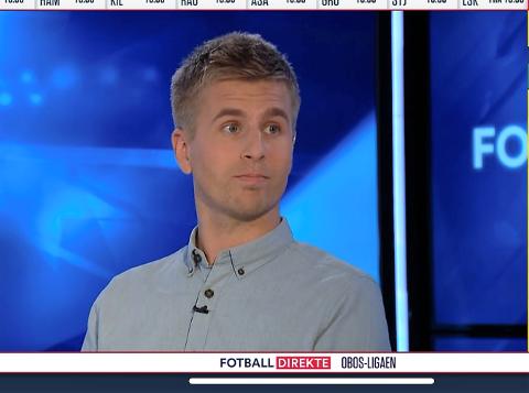 LIKER JOHNSEN: Eurosports Amund I. Lutnæs er imponert over Christian Johnsens jobb på Raufoss, og mener Raufoss-treneren bør være på ønskelista til Sarpsborg 08s trenerjakt i eliteserien.