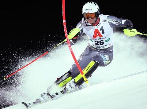 Kolbotn-gutten Jonathan Nordbotten var raskere enn verdensmester Marcel Hirscher i den 2. omgangen av VM-slalomen i svenske Åre