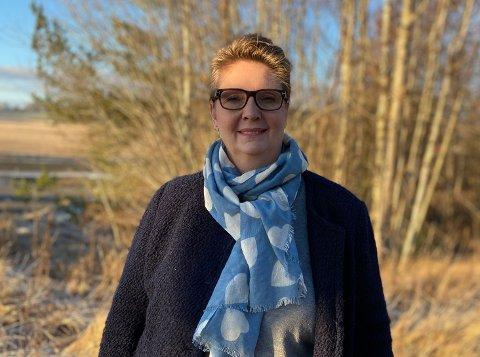 KONDOLERER: – Jeg sender mine varmeste tanker til de nærmeste pårørende, sier Hanne Opdan.