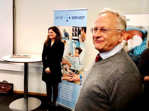 INGEN BYMANN: Styreleder i Helse Sør-Øst, Svein Gjedrem, vil ut av byene når Mjøssykehuset skal plasseeres