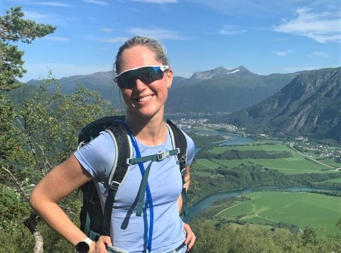 TAKKET JA: Tynsetingen Guro Nordengen (26) har takket ja til et vikariat som fysioterapeut for Alvdal kommune.