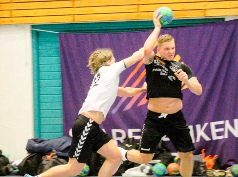 Sindre Svines scoret 7 nye mål for Urædd.