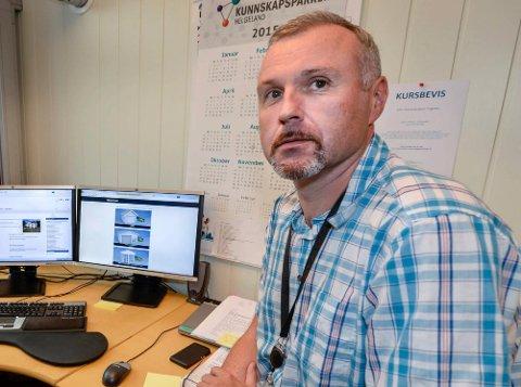 Byggesakssjef i Rana kommune, Jan-Terje Strandås, sier de har sendt klagen fra grunneierne videre til Fylkesmannen.