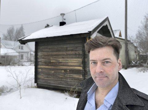 Allan Berg går fra jobben som miljøvernrådgiver i Rana kommune til en prosjektlederstilling i Rana Utviklingsselskap.