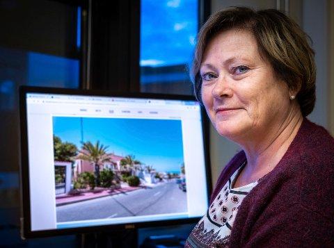 Eiendomsmegler Elin Langfjell Møgster har nylig kjøpt seg hus i Spania. Hun sier det er flere ting som er forskjellig fra et boligkjøp i Norge.