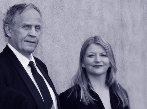 Andreas Kolstad og Sissel Brean tolker Jan Erik Volds tekster og Chet Bakers musikk under Vinterlysfestivalen neste år.