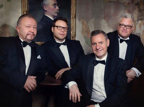 The Real Thing: Souljazzgruppa holder konsert i Moelv lørdag kveld.