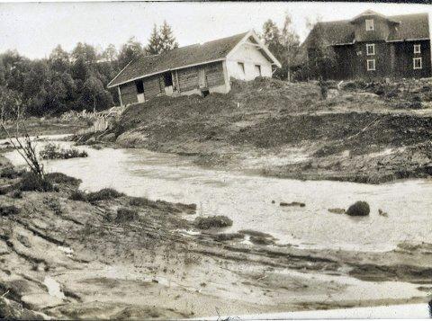 20. oktober: 1924 gikk et enormt leirras i Kankedalen, noen få kilometer utenfor Ask. Fire gårder ble ødelagt. Ifølge avisomtale tok raset med seg 45 dekar dyrket mark, mens leirmassene oversvømmet et nesten fire ganger så stort område. En person, unge Ole Haugerud fra Holter i Nannestad, mistet livet. Han ble aldri funnet. I tillegg omkom 14 husdyr.