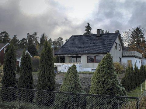 LØRENSKOG: Gamleveien 138 er solgt for kr 8.650.000.
