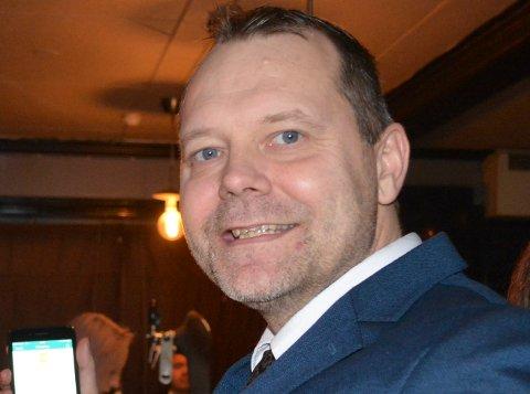 Hans Petter Lier, leder Finansforbundet Østfold.