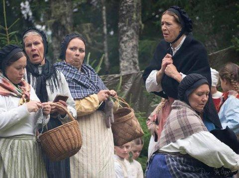 Skuespillere i Abraham Fjelli