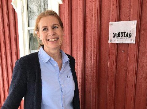 MÅ TØRRE: Vi trenger flere kvinner med Pippi Langstrømpe-holdning, kvinner som tør å ta plass, sier daglig leder ved Grøstadgris AS, Trude Viola Antonsen.