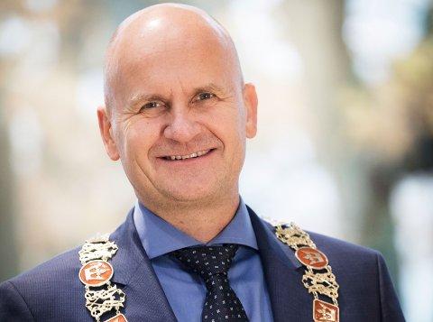 OPTIMIST: Regjeringspartienes bomforlik setter strengere krav til økonomistyringen i Bypakke Tønsbergregionen, men fylkesordfører Rune Hogsnes (H) har likevel god tro på at prosjektene lar seg finansiere.