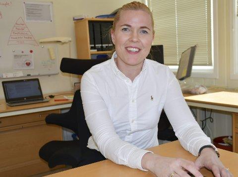 Maja Jørgensen, som for tiden har jobben som enhetsleder helse og Mestring, tar fatt på nye utfordringer hos Jobbklar i august.