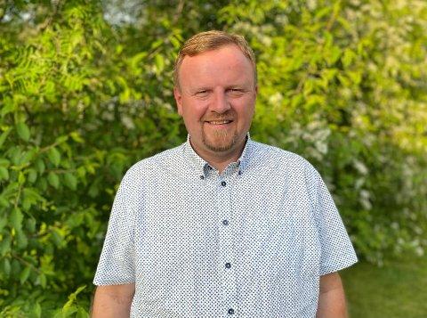NY JOBB: Øyvind Moshagen begynner som ny leder for Region Innlandet i Norconsult 1. september.
