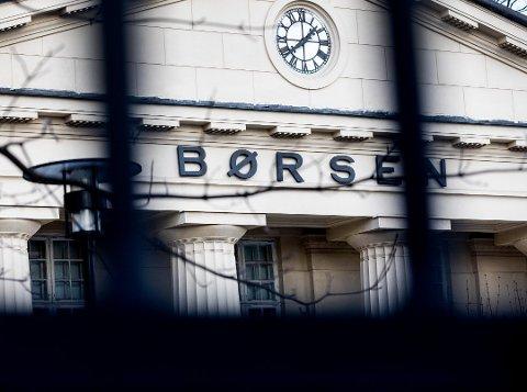OPP TRE PROSENT: Hovedgrunnen til den solide oppgangen i Oslo er Statoil, børsens suverent største selskap, som er opp tre prosent.