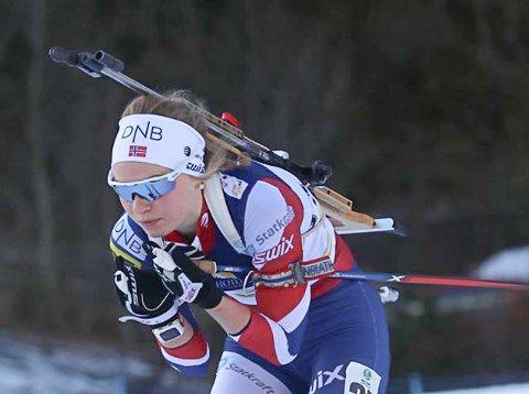Turi Storstrøm Thoresen er klar for EM i Polen.