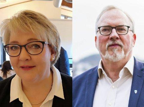 Inger Løite og Per Kristian Lunden sier at både Risør og Gjerstad må bidra i den humanitære katastrofen som utspiller seg i Hellas etter at Moria-leiren i går brant ned.