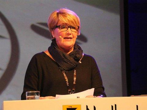Fylkesråd for utdanning Hild-Marit Olsen