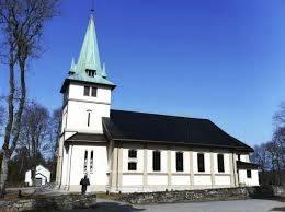 ONSØY KIRKE: Av kirkene i Fredrikstad har Onsøy kirke flest barn påmeldt dåp siden 1. august. (26).