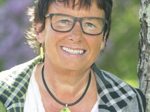 MELDER SEG UT: Mona Nilsen ble valgt som nestleder i lokallaget til Venstre i Fredrikstad for ett år siden. Nå har hun meldt seg ut av partiet etter forhandlingene med Frp.