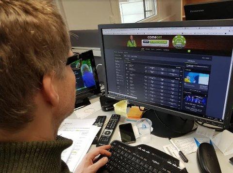 Bildetekst: En norsk blokkering vil gjøre det vanskeligere for utenlandske gamblingselskap å tilby spillene sine til nordmenn, mener Ap og KrF. Illustrasjonsfoto: Kjell Werner, ANB
