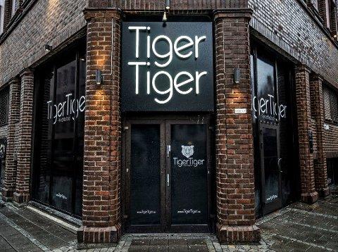 STENGER: TigerTiger stenger dørene med umiddelbar virkning.