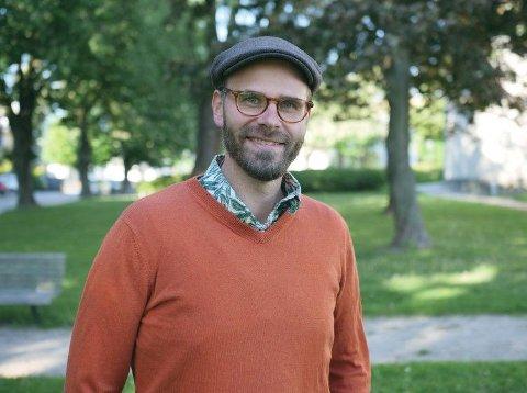 Gruppeleder Trond Svandal (Venstre)