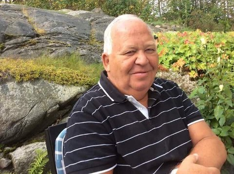 DØDE: Kjell Bunes døde under en ferietur til Mallorca.
